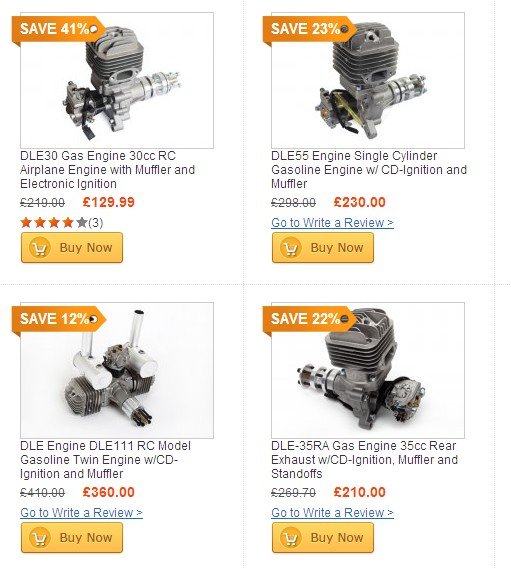 Gas engines | mBuyNow Blog